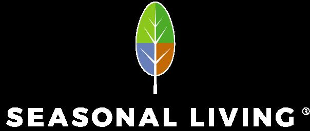 Seasonal Living Logo Reversed