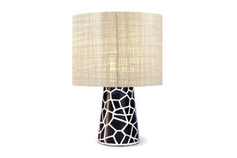 Inda Copenhagen Table Lamp Turned On