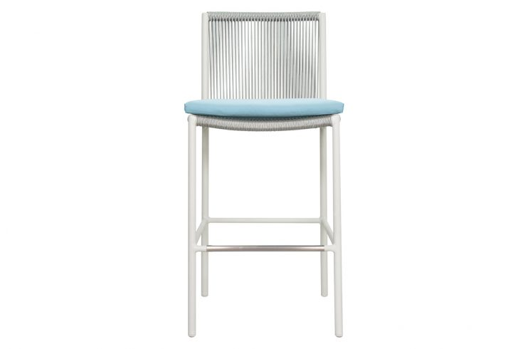 Archipelago Stockholm Counter Chair 620FT045P2CWD cushion 1 front