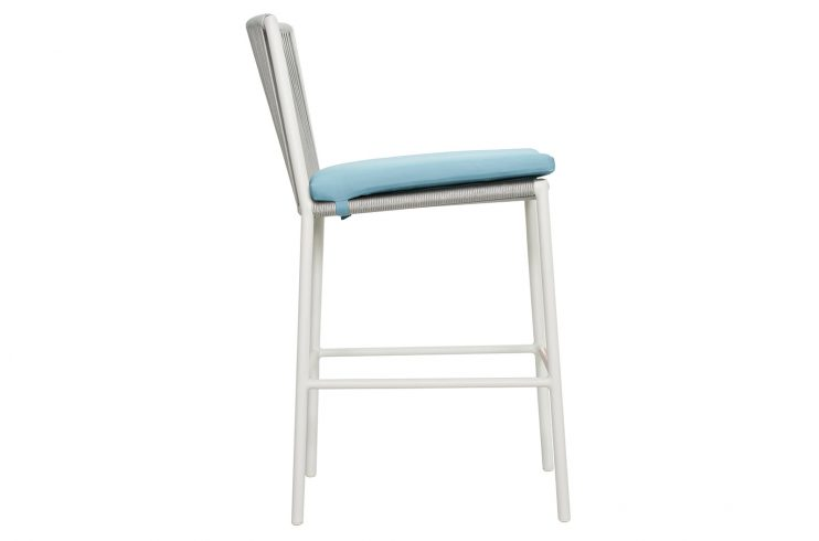 Archipelago Stockholm Counter Chair 620FT045P2CWD cushion 1 side