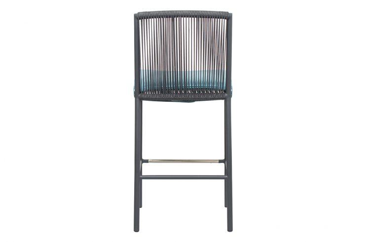 Archipelago Stockholm Counter Chair 620FT045P2DGP cushion 1 Back