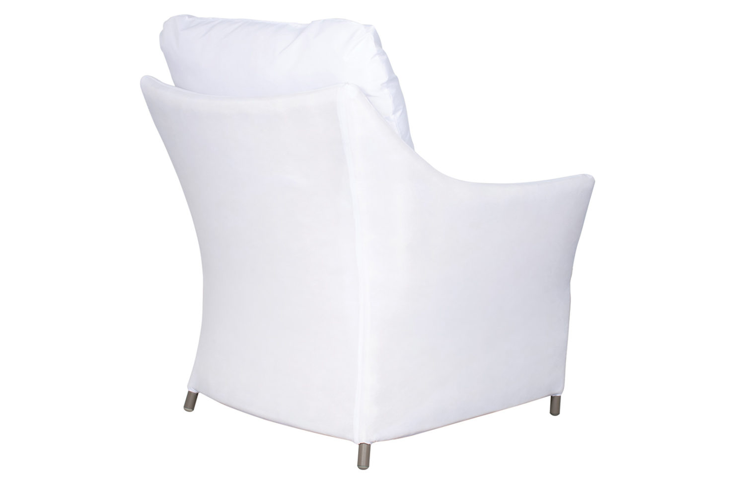 capri lounge frame 620FT091P2 1 3Q back