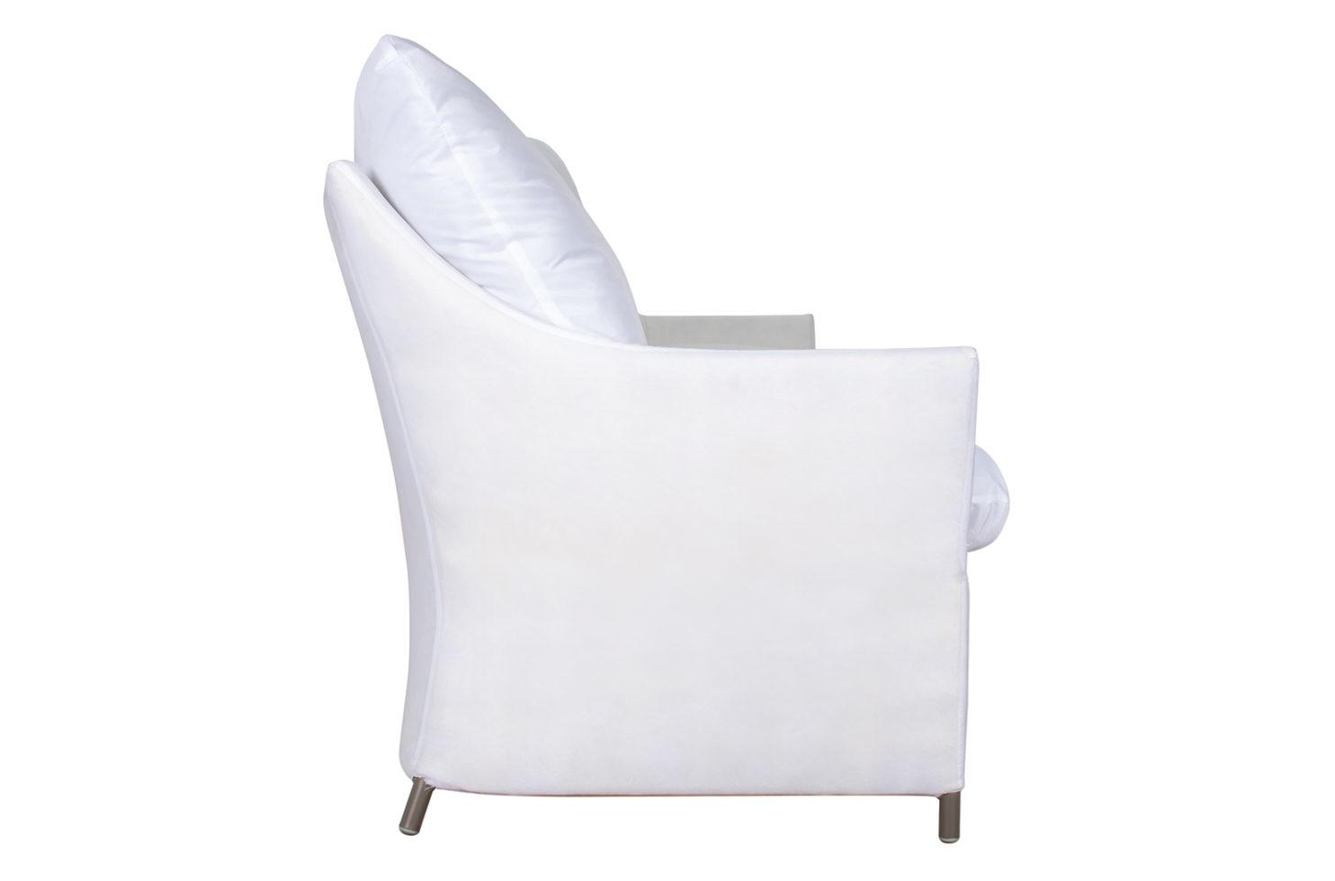 capri sofa frame 620FT094P2 1 side